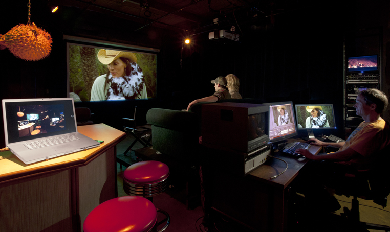 Screening Room Catapult Studios